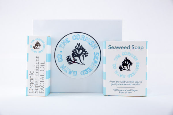 Seaweed Facial Duo GIft Set