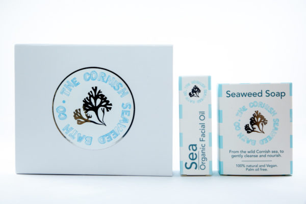 Sea Facial Duo Gift Set